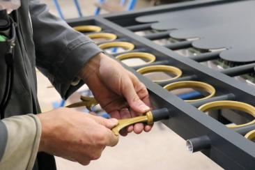 Fabrication volet qualité