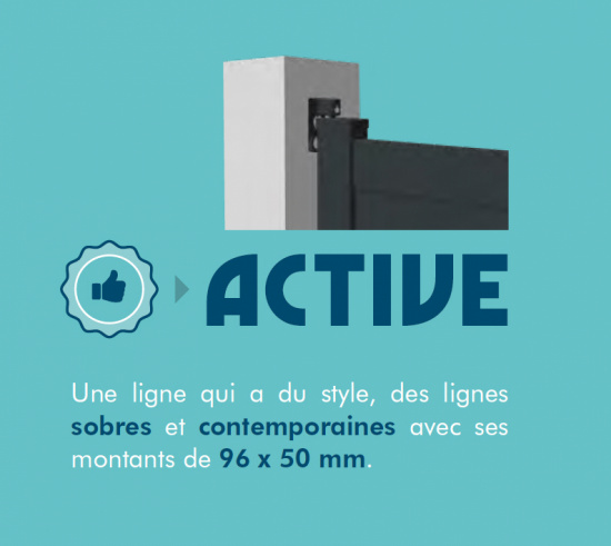 Personnalisations Active